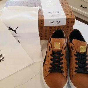 PUMA X MCM Classic Limited Edition Sneakers